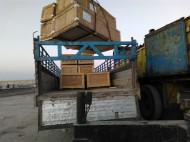 ترخیص کالا از مرز مهران